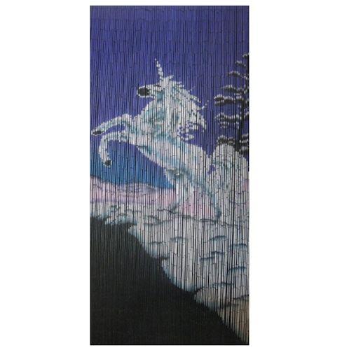 Unicorn Beaded Door Curtains - Buy online | Beaded door curtains .