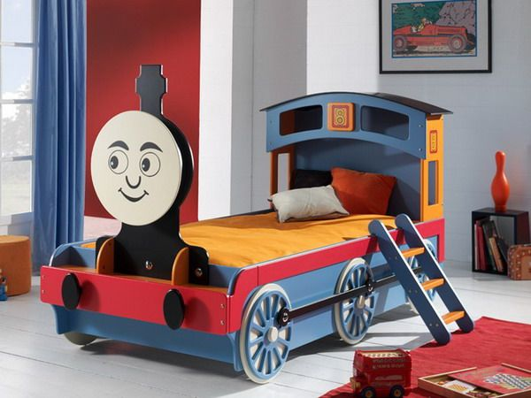 22 Cool and Unusual Kids Bed Designs | Kids beds for boys, Kids .