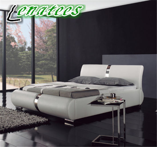 China A077 Modern Bedroom Furniture Latest Bed Designs - China .