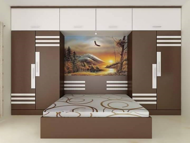 Mesmerizing Bedroom Cabinet Ideas for Your Inspiration | Bedroom .