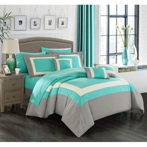 Turquoise Bed Sets: Amazon.c