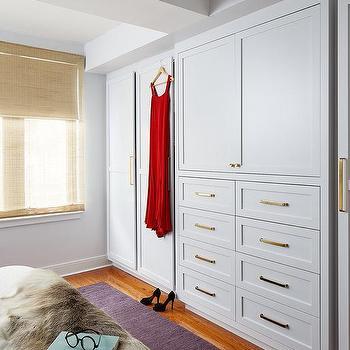 Bedroom Built In Cabinets Design Ide