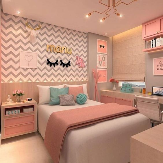 Extraordinary Bedroom Decoration Ideas #bedroom #decoration | Girl .