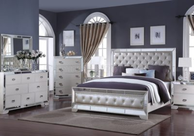Add Taste in Your Bedroom with Solid Wood Bedroom Furniture .