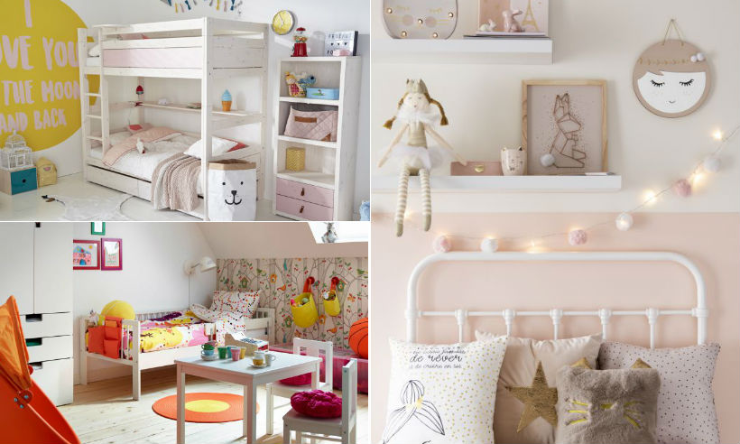 12 girls' room ideas and inspiration | HELL
