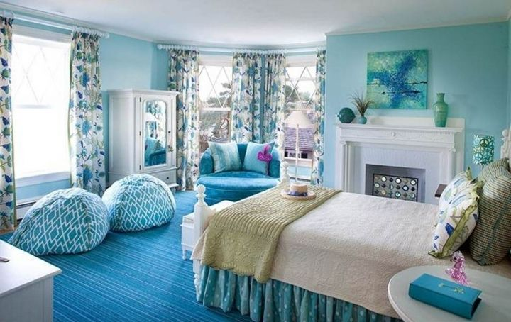 Ocean Themed Bedroom Ideas For Teenage Girl Bedroom Themes With .