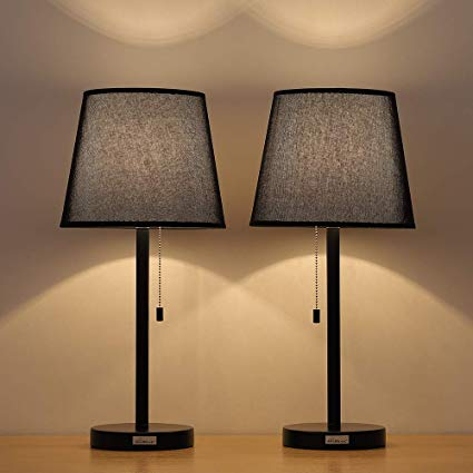 Bedside Table Lamps – What Is The Use Of It? - Decorifus