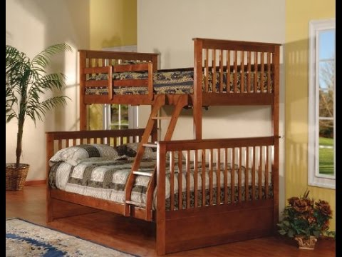 Bunk Beds Ideas - 5 Best Bunk Beds Twin Over Full - YouTu