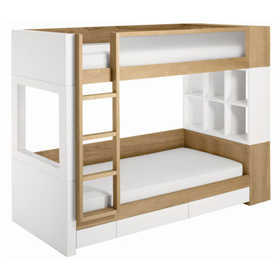 Best Bunk Beds for Kids | Twin-over-Twin Bunk Beds | Twin-over .