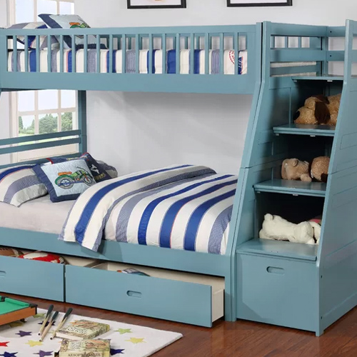 The best Bunk Bed with Drawer Ste