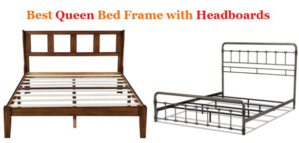 Top 10 Best Queen Bed Frame with Headboard - Ultimate Guide .