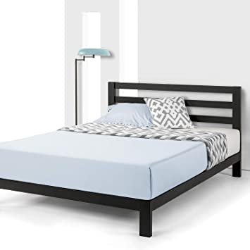 Amazon.com: Best Price Mattress Queen Bed Frame - 10 inch Heavy .