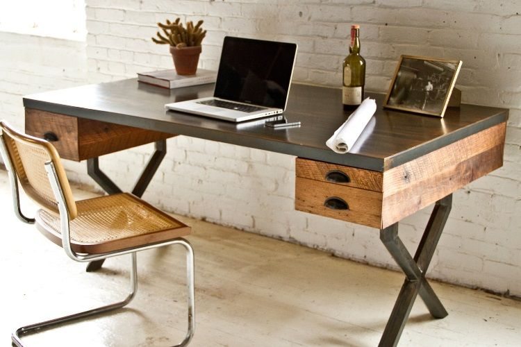 25 Best Desks for the Home Office | Home office desks, Home office .