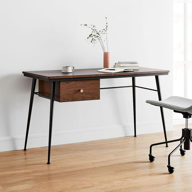 10 of the best retro home office desks - Retro to