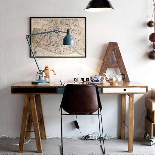 Selecting The Best Home Office Desks » InOutInteri