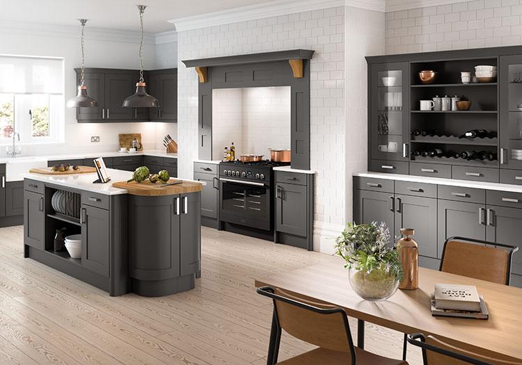 20 OF THE BEST KITCHEN COLOUR SCHEMES   Kitchensinc   Buy Complete .
