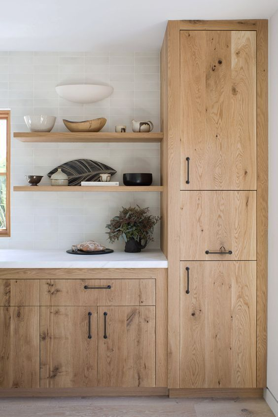 A Simple Guide to Choosing The Best Wood Cabinet Type | Kitchen .
