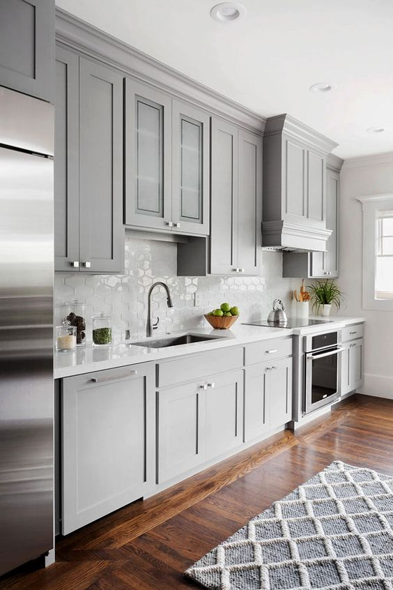 17 Best Kitchen Paint Ideas That You Will Love | Kitchen interior .