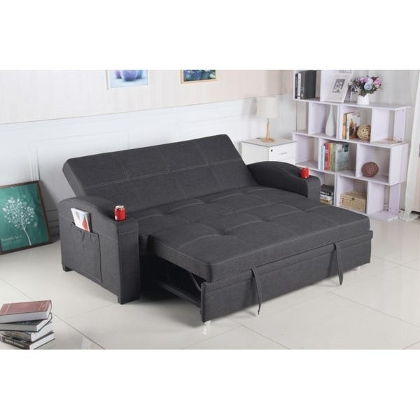 Shop Best Quality Furniture Convertible Sleeper Sofa Bed .