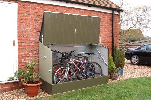 The 10 Best Bike Storage Sheds & Racks - [2020 Reviews] | Outside .