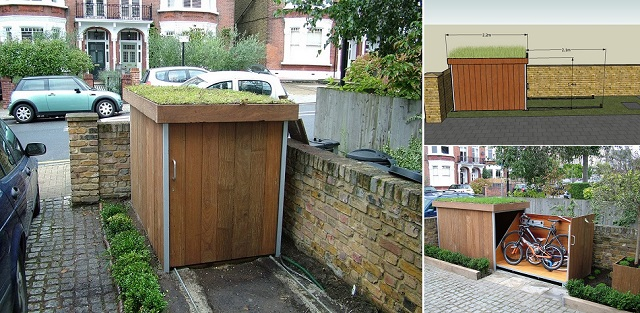 How To Build A Bike Storage Shed - Perfect Plumber of Ut
