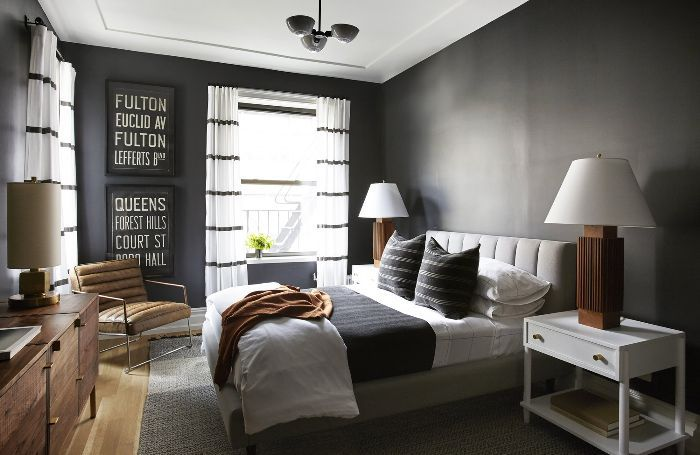 Find Out How to Style the Black and White Bedroom Lo