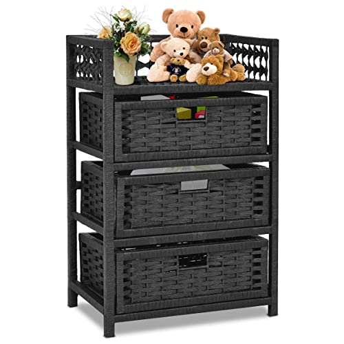 Black Bathroom Storage Cabinet: Amazon.c