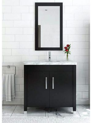 Black Bathroom Vanities | Black Vani