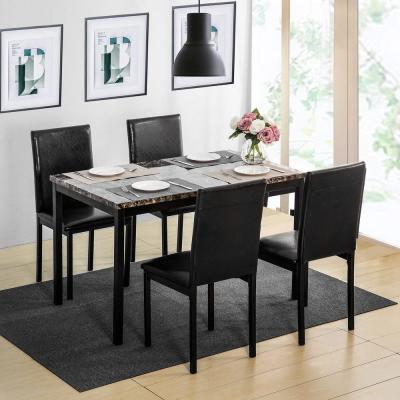 Classic - Black - Dining Room Sets - Kitchen & Dining Room .