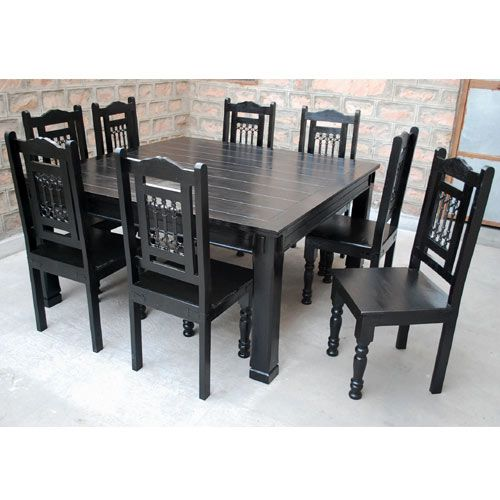 square dining table for 8 - Google Search | Square dining tables .