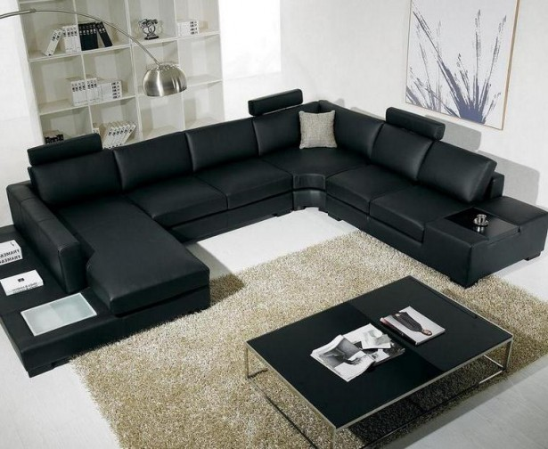 Black Living Room Furniture Set — Oscarsplace Furniture Ideas .