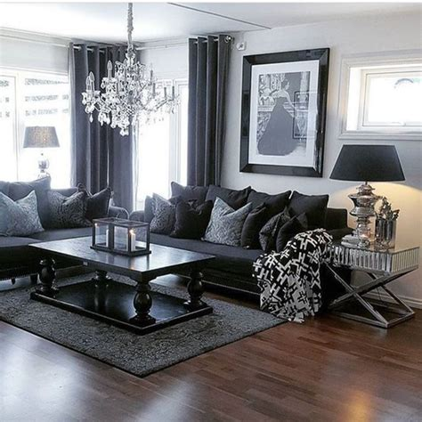 Inspiring Black Sofa Decor Ideas — Top Living Room Ideas from .