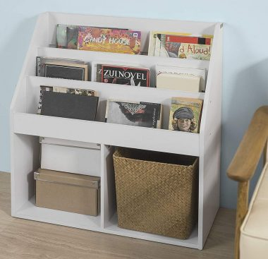 Top 10 Best Bookcases for Kids in 2020 Reviews - ListDerF