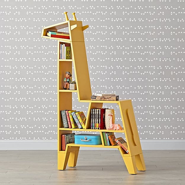 10 PLAYFUL BOOKCASES FOR KI