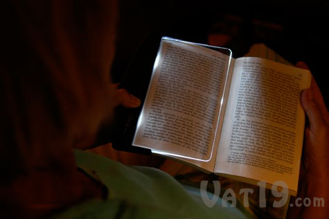 LightWedge LED Book Light: The Ultimate Reading Lig