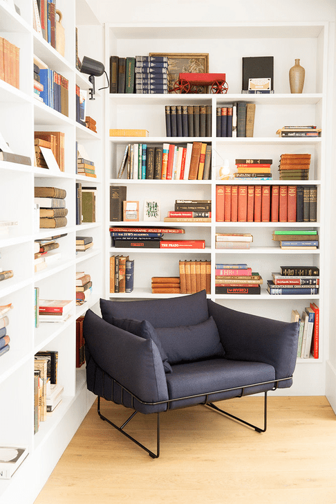 54 Outstanding Bookshelf Ideas For Your Modern Home Decor - TRENDUHO
