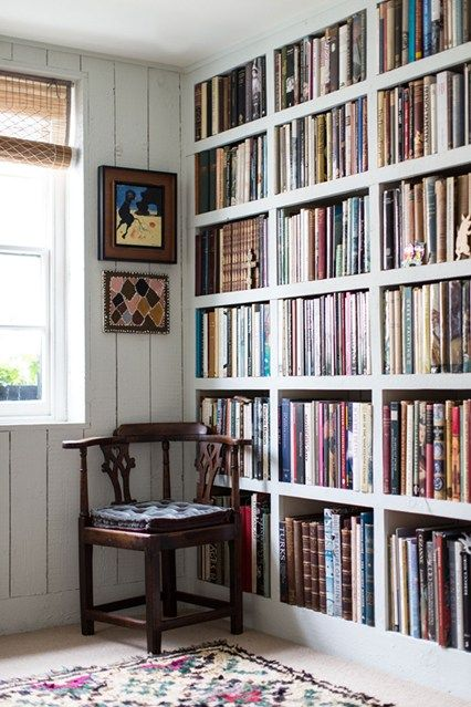 Bookcase ideas | Bookshelves built in, Home libraries, Interi