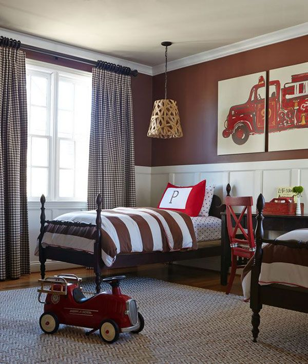 20 Boys Bedroom Ideas For Toddlers | Boy toddler bedroom, Kids .
