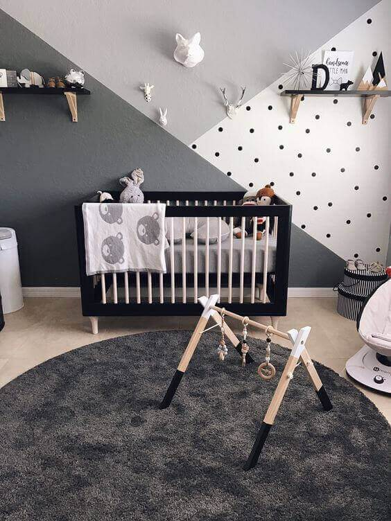 √ 27 Cute Baby Room Ideas: Nursery Decor for Boy, Girl and Unis