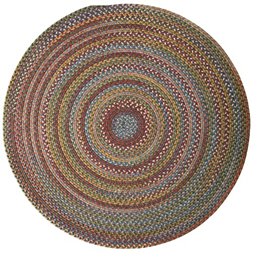 Round Braided Rug: Amazon.c