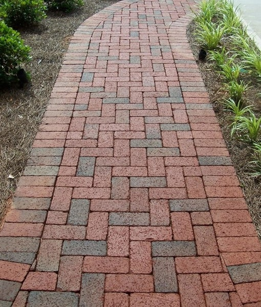 Pine Hall Brick Paving Stones - Cape Cod, Islands, Boston,