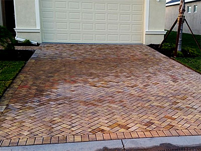 Brick Paver Revitalization | Tampa, St. Pete, Clearwater, Lutz .