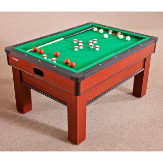 Atomic Bumper Pool Table - Gopher Spo