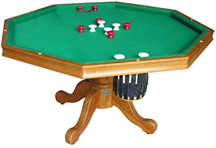 Amazon.com : Berner Billiards 3 in 1 Game Table - Octagon 54 .