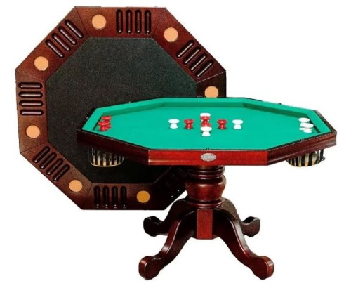 6 Octagon Bumper Pool Table Options That Exceed Expectations - 20
