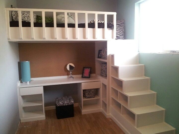 Awesome Built-In Bunk Beds Ideas to Make an Enjoyable Bedroom .