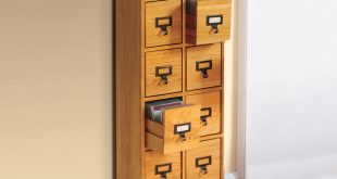 Library CD Storage Cabinet - 12 Drawers | 12 Reviews | 4.42 Stars .