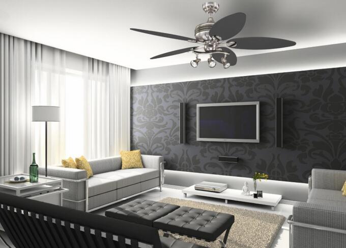 5 Best Hugger & Flush Mount Ceiling Fan For Low Ceiling Rooms In 20