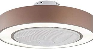 Amazon.com: UTEOTW Enclosed Ceiling Fan Lights for Low Ceilings .