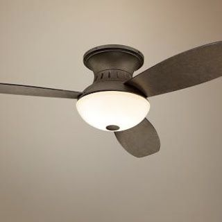 ceiling fan for low ceilings | Hugger ceiling fan, Ceiling fan .